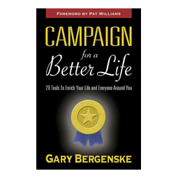 Campaign for a better life square